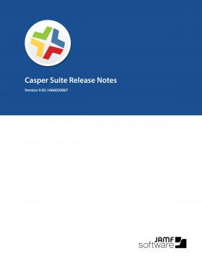 Casper Suite 9.92.1466020067 Release Notes