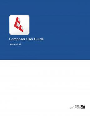Composer 9.32 User Guide