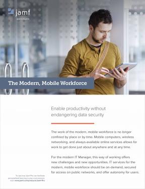 The Modern Mobile Workforce