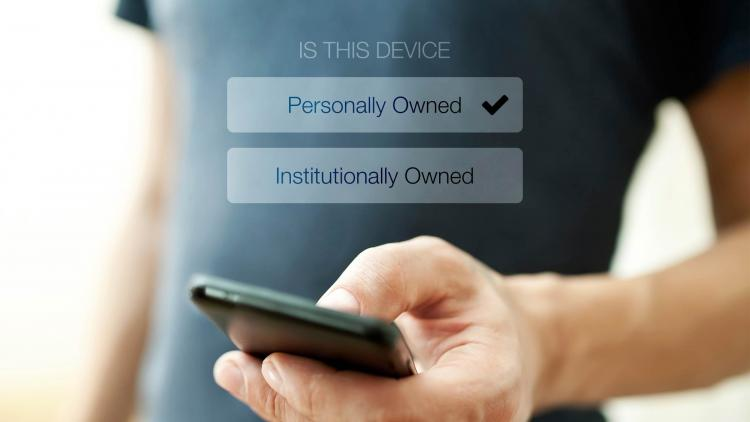No room for secrets in a successful BYOD program