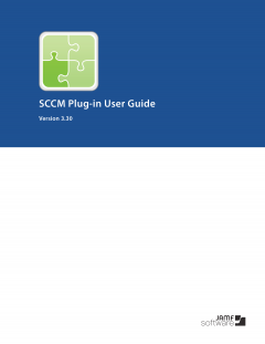 SCCM Plug-In User Guide Version 3.30