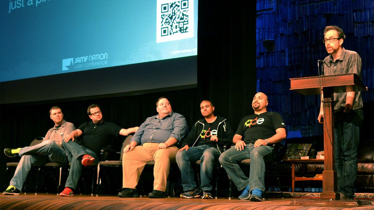A panel discussion about securing Macs in any environment | JAMF Software