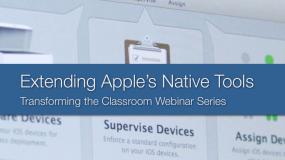Extending Apple's Native Tools