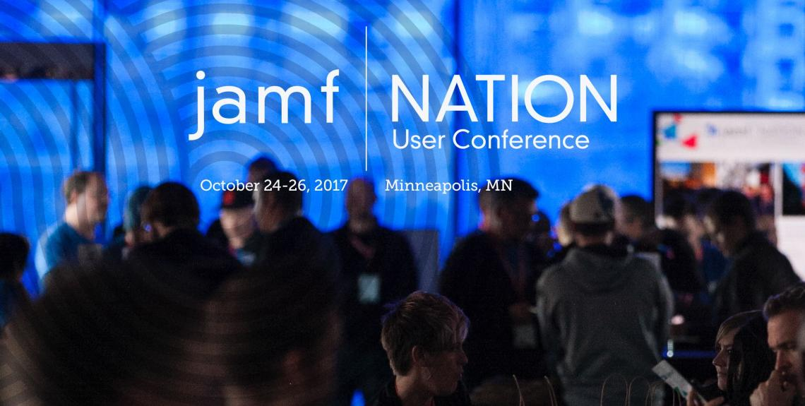Jamf Nation User Conference 2017