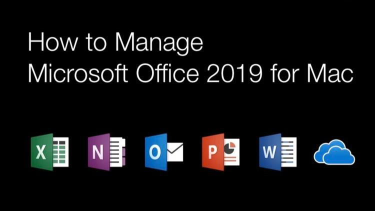 How To Manage Microsoft Office 2019 For Mac Qa Blog Jamf