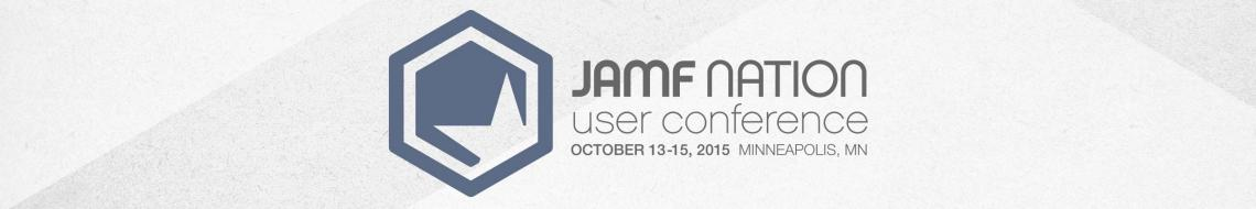 JAMF Nation User Conference 2015