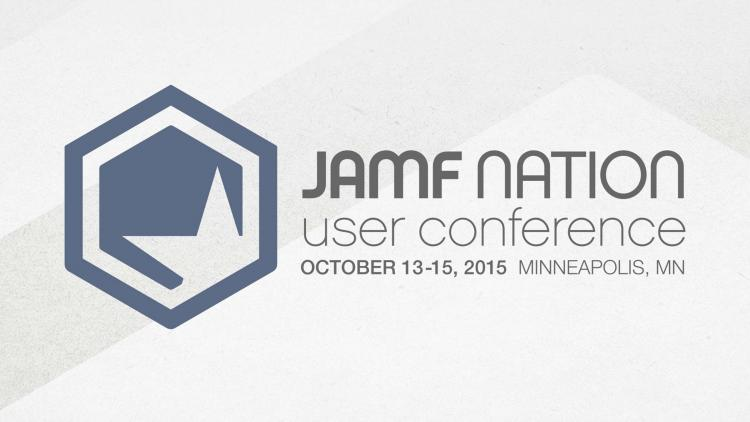 2015 JAMF Nation User Conference session videos are now available for you to enjoy