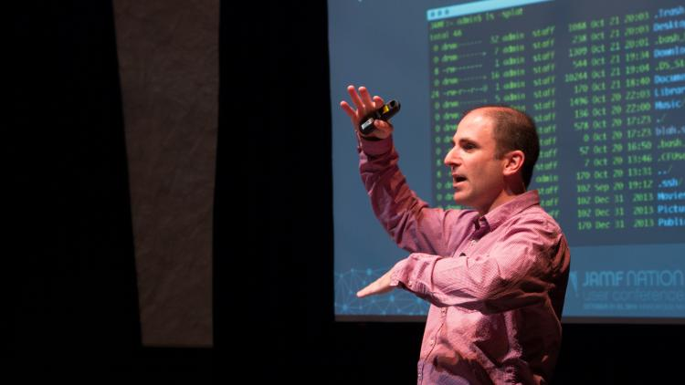 JAMF Nation User Conference 2014 - Master Command Line Interface Basics