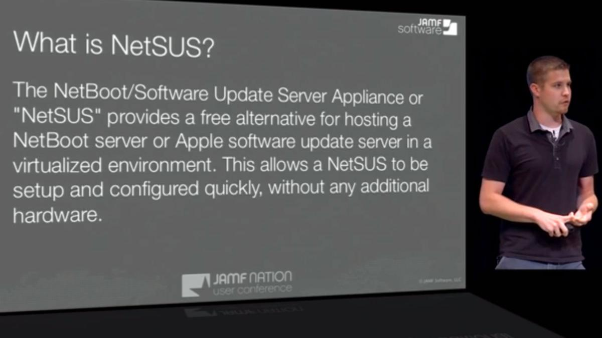 Taking Advantage of the NetSUS Appliance