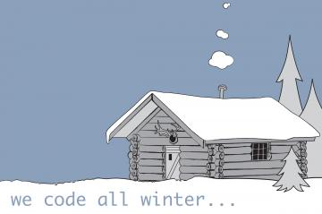 At JAMF Software we code all winter